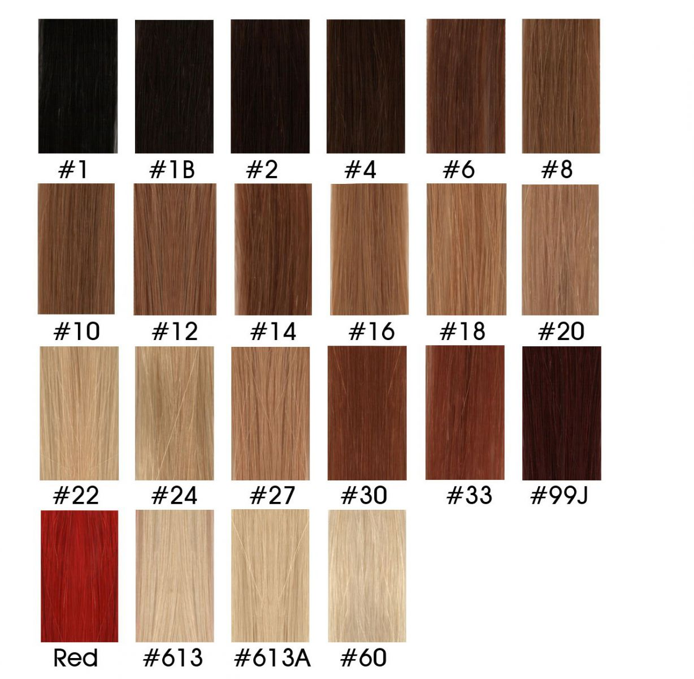 barvy na vlasy vzorník
